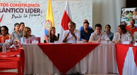Colombia supervisa avances proyectos agua potable y saneamiento Atlántico