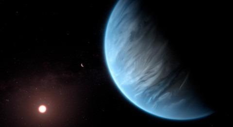 grupo investigadores descubre agua atmósfera exoplaneta potencialmente habitable