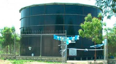 Puesta marcha depósitos agua Cabaret y Arcahaie Haití