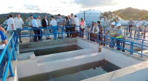 24.000 nicaragüenses estrenan sistema agua potable y alcantarillado sanitario