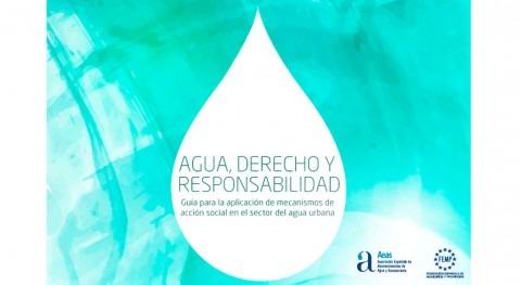 Se presenta nueva guía mecanismos acción social materia agua