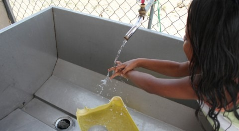 familias Esmeraldas son clave correcto uso agua consumo humano