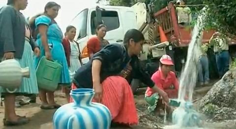 España mejorará y ampliará acceso agua potable Guatemala