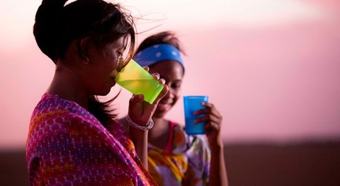 Más 750.000 litros agua diarios Colombia atender emergencia Coronavirus