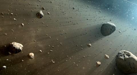 abundancia inesperada hidrógeno meteoritos revela origen agua Tierra