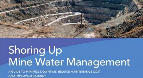 4 pasos mejorar gestión agua minería