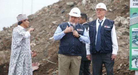 Perú licitará obras agua y desagüe Piura, Chiclayo, Trujillo y Lima