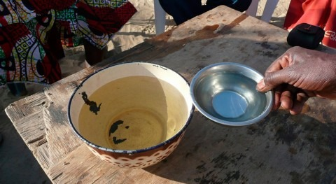 660 millones personas no tienen acceso al agua potable
