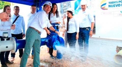 Colombia comienza obras agua potable Guajira Maicao y Paraguachón