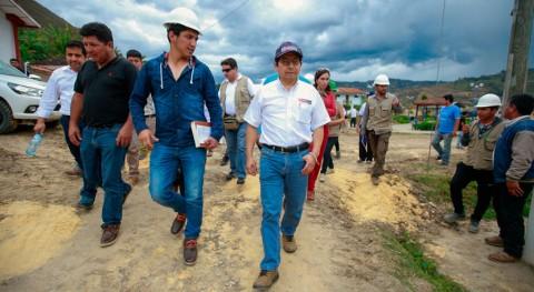 Perú invierte 28 millones dólares obras agua y saneamiento Región Amazonas