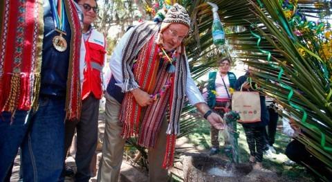 Gobierno Perú pondrá marcha 180 proyectos agua y saneamiento Cusco