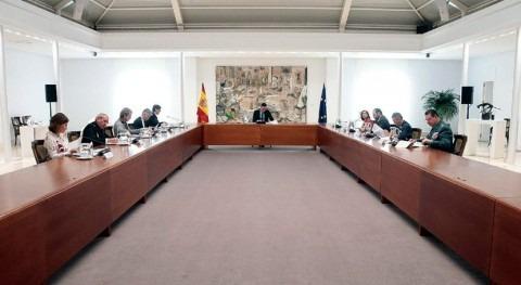 España declara servicios esenciales al suministro agua y saneamiento aguas residuales