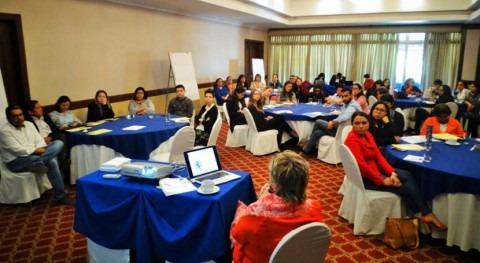 Salvador comparte herramientas recopilar datos agua y género