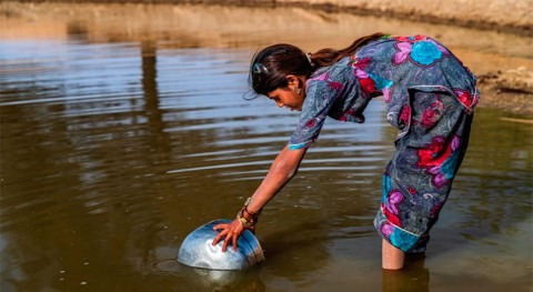 Seguir corriente: papel agua migración mundial