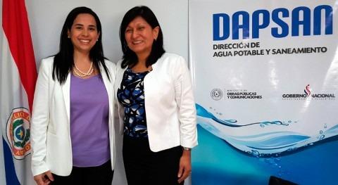 Paraguay avanza sector agua y saneamiento