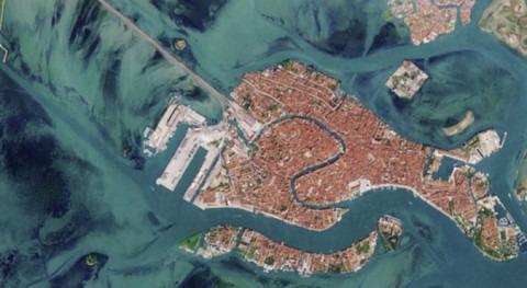 Mini curso Google Periodistas Ambientales: pérdida superficies agua imágenes satelitales