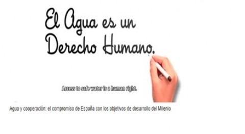 agua es derecho humano