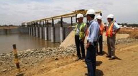 España y Ecuador, aliados desarrollo obras hidráulicas
