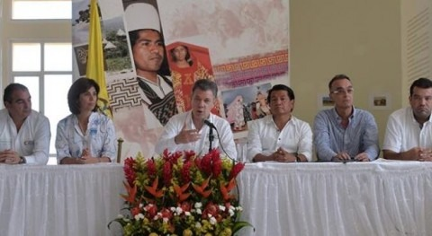 "Avanza estrategia ""Agua Guajira"""