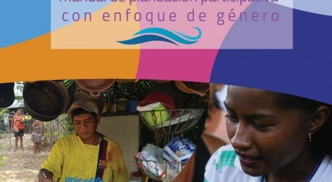 Agua y saneamiento zonas periurbanas. Manual planeación participativa enfoque género