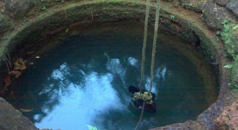 Upconing, ascenso agua salina origen marino descrito Castellón Plana