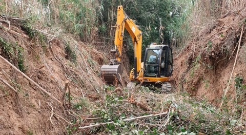 ACA adecua cinco cursos fluviales Tarragona afectados aguaceros pasado otoño