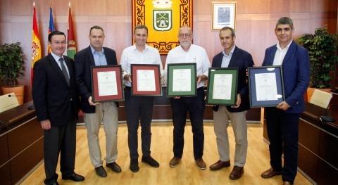 Global Omnium logra 5 certificados AENOR que avalan eficiencia gestión agua Calpe