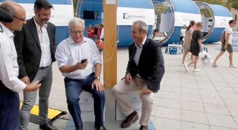 Global Omnium particia 2ª edición Bonicafest, fiesta mercados municipales