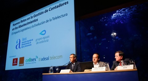 Diversas empresas tecnológicas participarán congreso telelectura y Smart Water Efiaqua