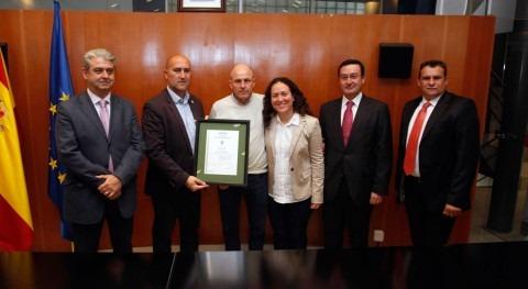 Global Omnium certifica sostenibilidad y seguridad agua Massamagrell