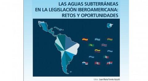 Publicación: aguas subterráneas legislación iberoamericana