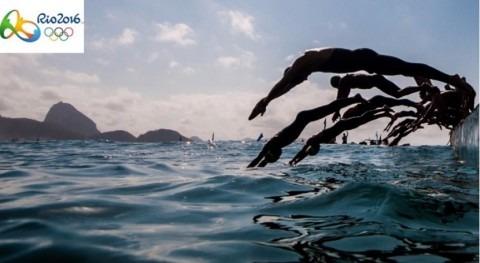 Nadar aguas residuales como deporte extremo