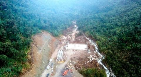 Agua Quito construye Central Hidroeléctrica Chalpi Grande