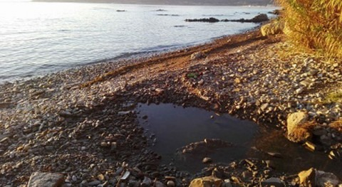 Residuos fecales estación bombeo San García