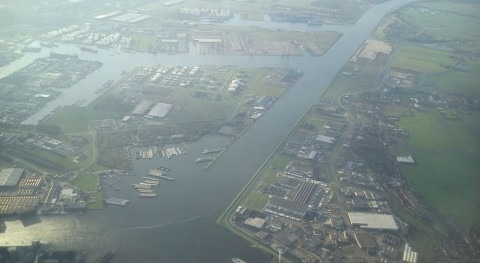 Holanda: Agua, agua y más agua