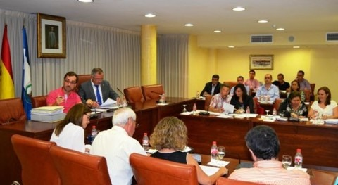 Ayuntamiento Águilas convoca Pleno aprobar propuesta apoyo alegaciones regantes