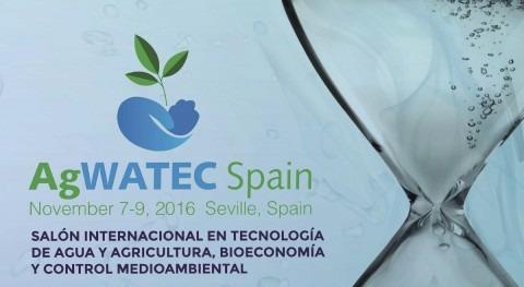 Moval Agroingeniería participa Agwatec Spain 2016