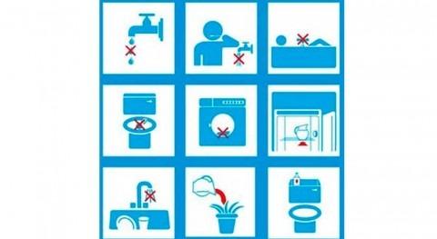 Ahorrar agua casa, mucho más fácil lo que crees