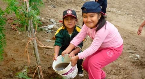300 colegios peruanos asumen reto ahorrar agua