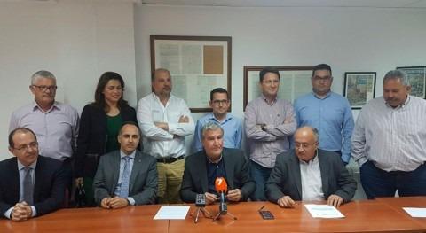 Ahorro agua y descontaminación acuíferos, objetivos Cátedra Campo Cartagena