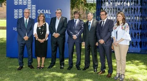 Angel Simón apela mantener colaboración público-privada como modelo éxito Cataluña