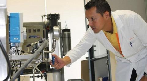 """Javier Claros: """"OXAGUA desarrolla alternativas tratamiento aguas basadas procesos oxidación avanzada"""""""
