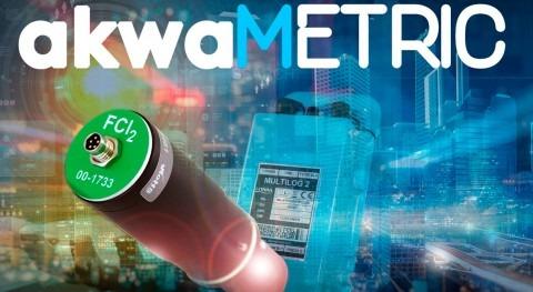 Nueva fecha disponible: Akwametric, monitorización fiable calidad agua red