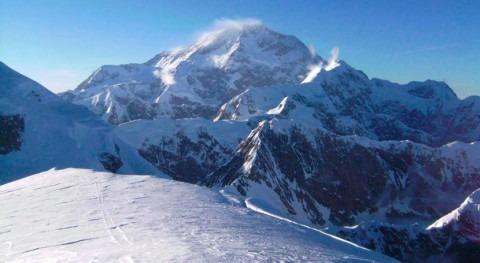 montañas Alaska registran deshielo precedentes 400 años