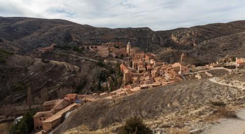 Albarracín cede parcela favor Gobierno aragonés dar servicio depuradora