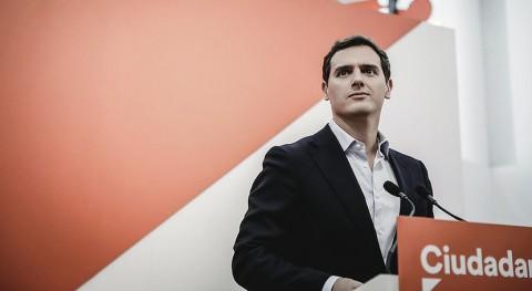 """Albert Rivera propone elaborar plan hidrológico nacional """" cabeza y políticos"""""""