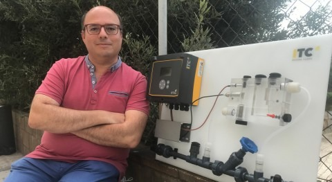"""WTRtec reafirma ITC Dosing Pumps como proveedor confianza equipos control"""