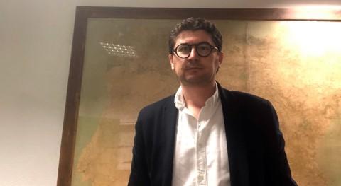 Alberto García Prats, nuevo director Cátedra Aguas Valencia