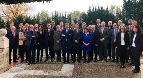"""relaciones hispano-portuguesas materia agua """"XX Aniversario Convenio Albufeira"""""""