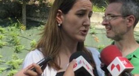 La alcaldesa de Burgos, Gema Conde